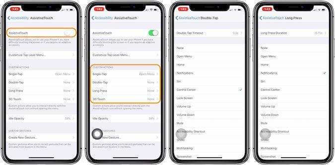 Crear accesos directos iPhone X-1
