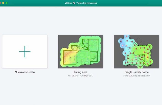 Wifiner - proyectos análisis wifi