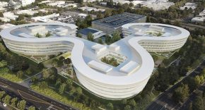 Apple Campus 3 - Central & Wolfe
