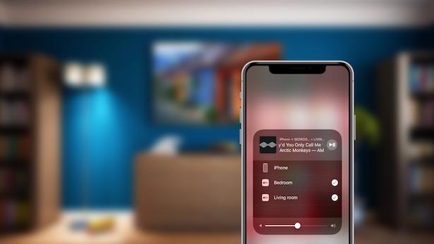 iOS 11.3 AirPlay 2