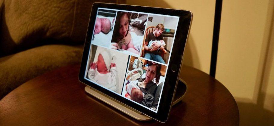Cómo convertir un iPad en un marco digital de fotos | mecambioaMac