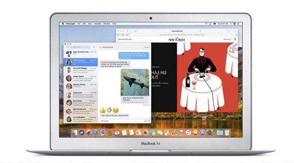 MacBook Air desaparece en 2018