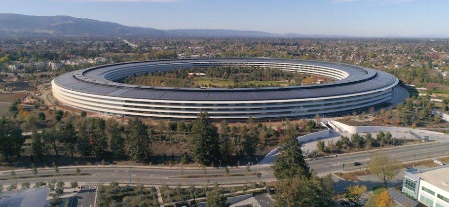 Apple Park sede fiscal