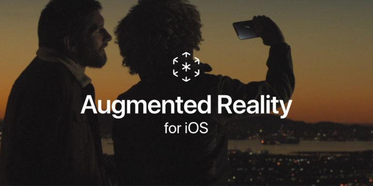 ARKit - Realidad aumentada de Apple