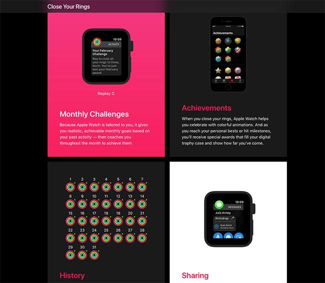 Cierra tus anillos - Apple Watch