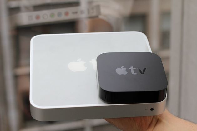 iTunes soporte Apple TV