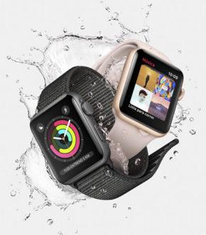Apple Watch Sección noticias