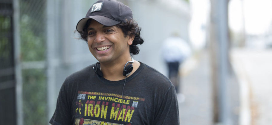 Apple contará con una serie de suspense de M. Night Shyamalan