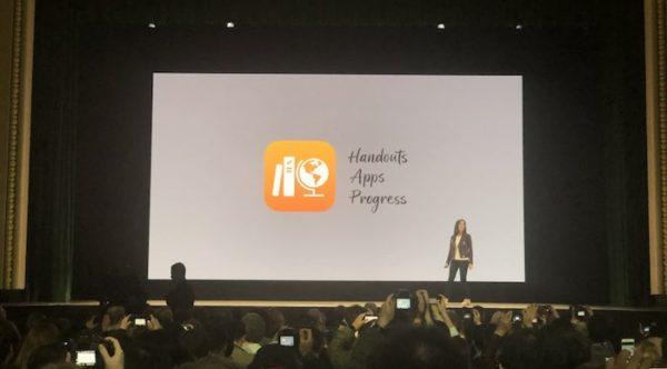 Handouts Apps Progress