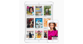 Apple compra texture Magazines