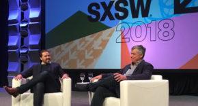 Eddy Cue habla en el SXSW 2018
