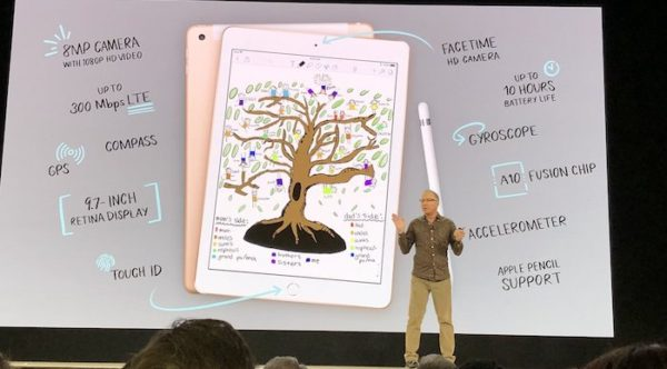 """Nuevo iPad 9,7"""" 2018"""