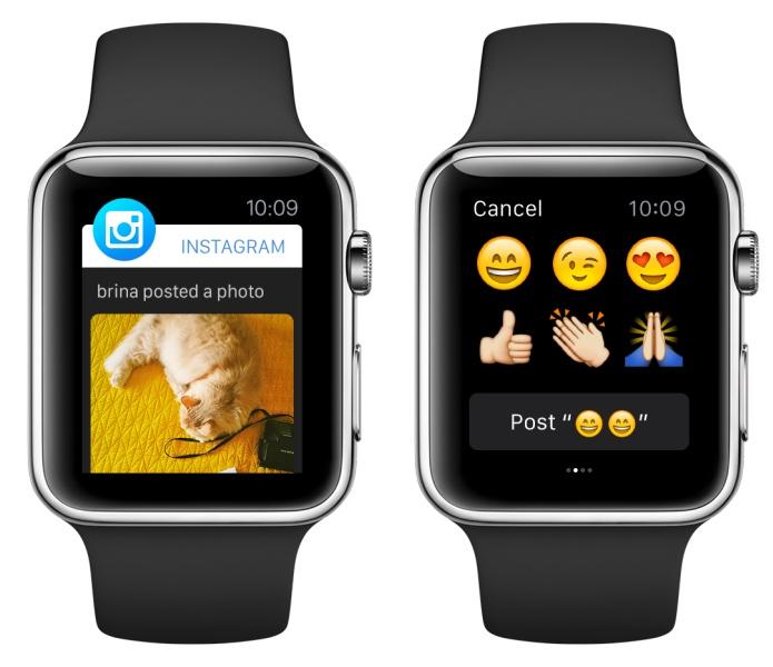 Apple Watch Instagram desaparece 2