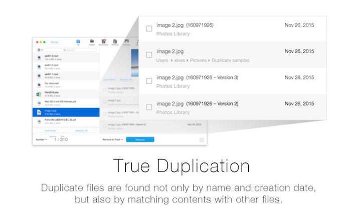 aplicaciones Duplicate Files