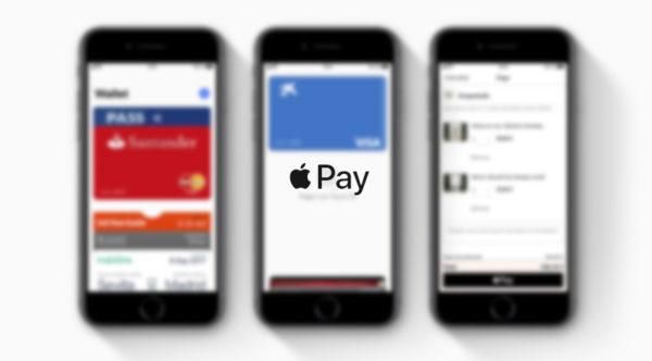 Apple Pay en el iPhone