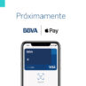 BBVA estará disponible con Apple Pay