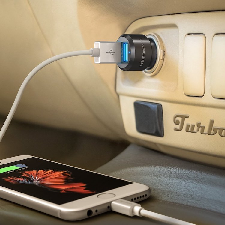 iPhone accesorios coche 1