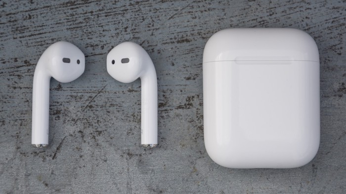 AirPods restaurar valores
