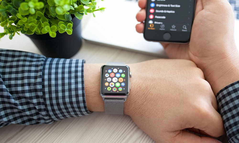 Configurar una foto para Apple Watch