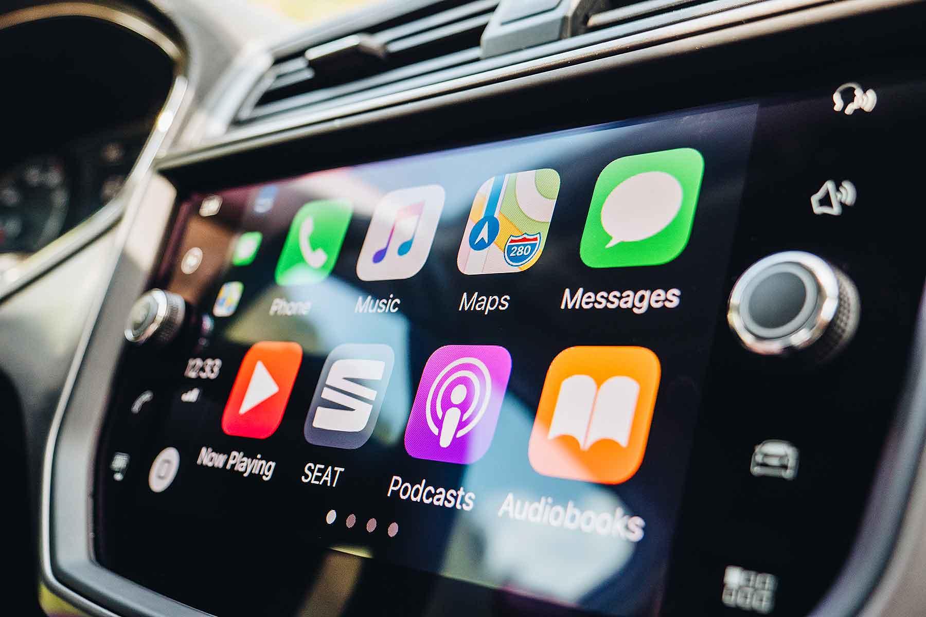 Las mejoras de CarPlay