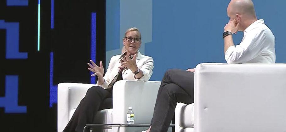 Angela Ahrendts habla en Cannes Lions 2018