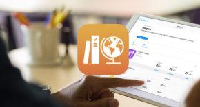 app Tareas de Clase de Apple para profesores