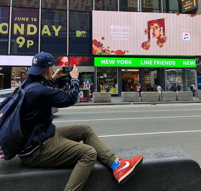 Apple Music en New York