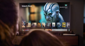 Apple TV plataforma streaming video