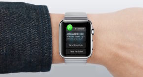 Eliminar notificaciones Apple Watch