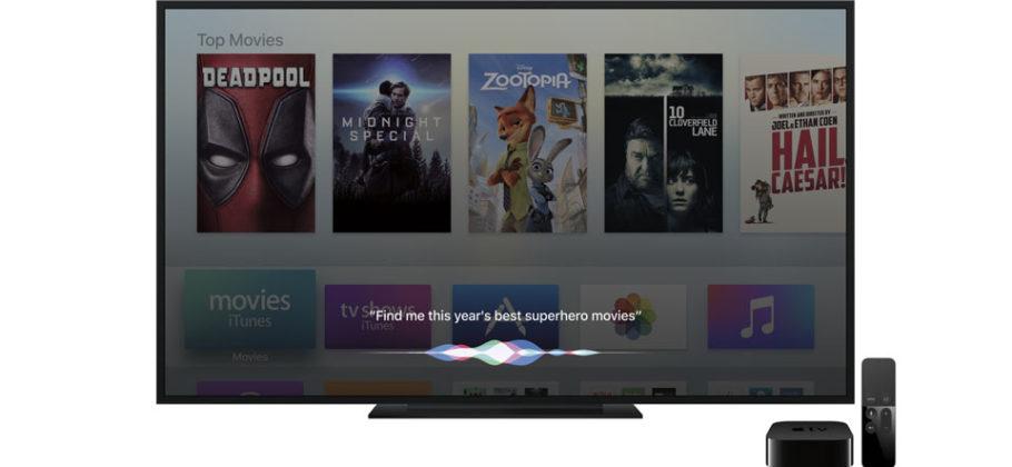 Único servicio streaming Apple