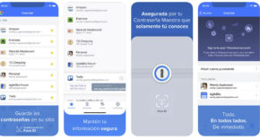 1Password contraseñas para iPhone y macOS