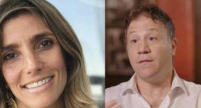 Joe Oppenheimer y Angelica Guerra a Apple Video
