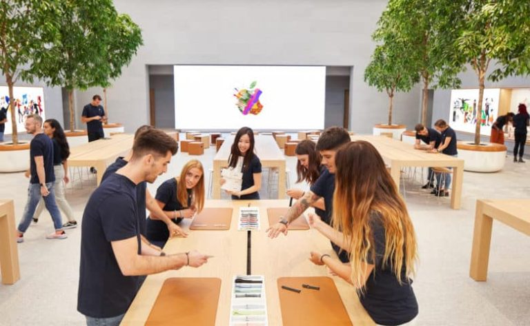 Apple Piazza