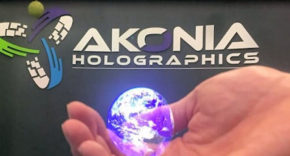 Apple adquiere Akonia Holographics