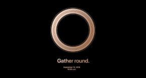 Keynote Apple - Septiembre 2018