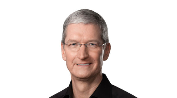 Tim Cook - 7º Aniversario CEO Apple