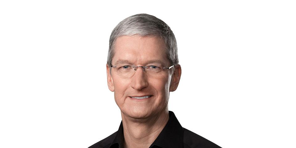Tim Cook - CEO de Apple séptimo aniversario