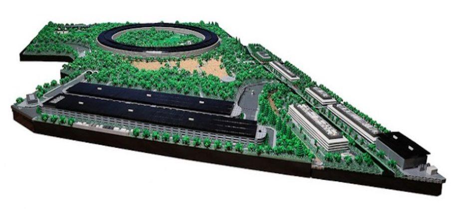 LEGO Apple Park