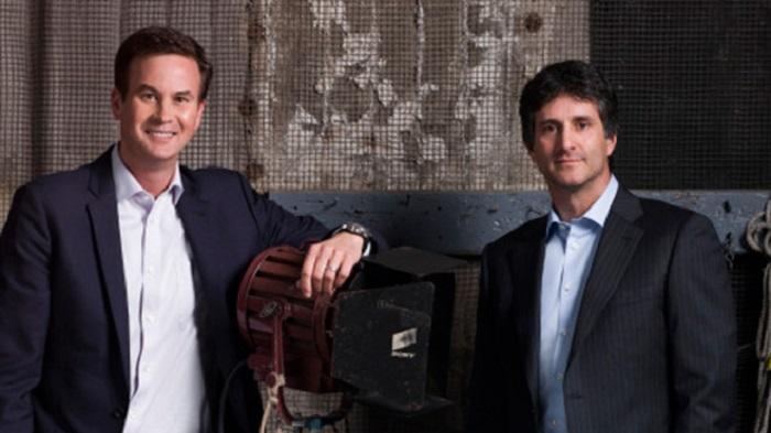 Jamie Erlicht y Zack Van Amburgh - división tv de Apple