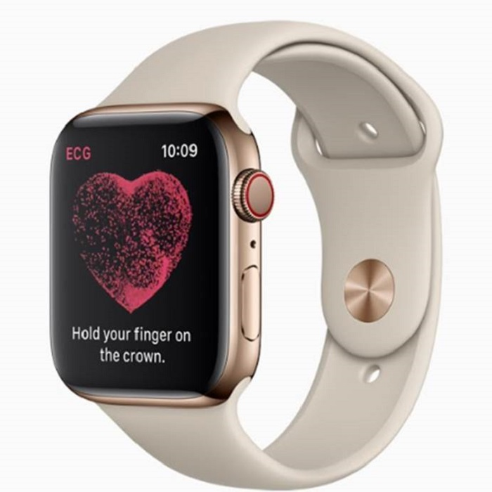 Apple Watch Series 4 y la salud