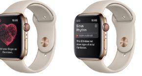 apple watch series 4 y la salud