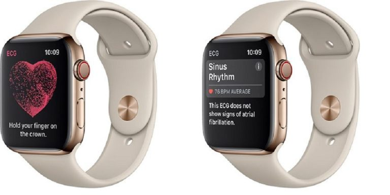 Descubre lo nuevo del Apple Watch Series 4