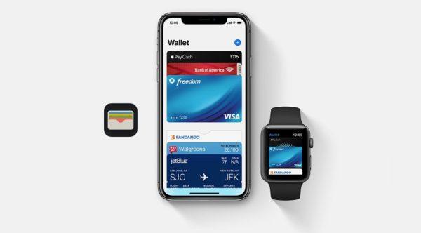 cómo cambiar en Apple Pay