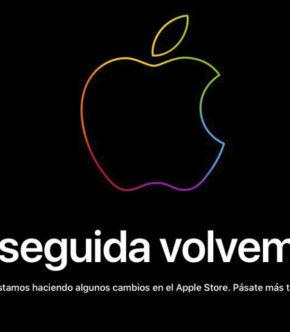 Apple Store cerrada antes del Gather Round