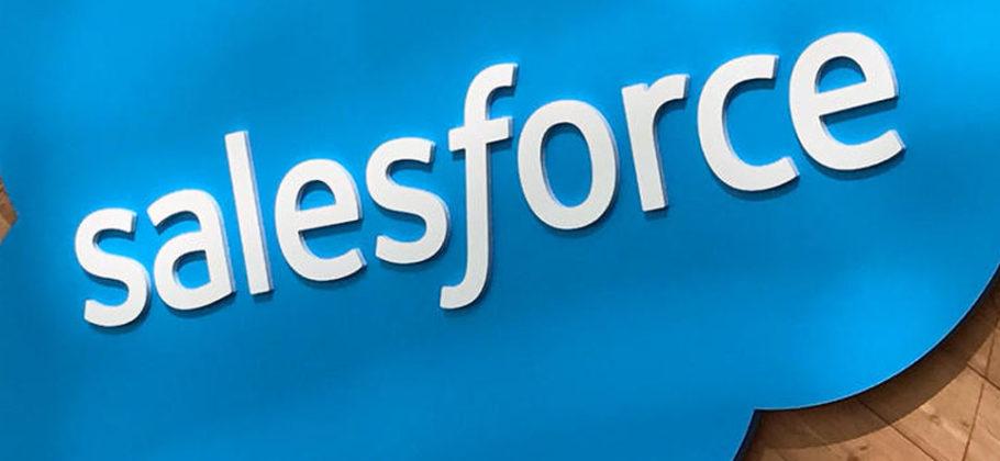 Salesforce alianza Appla