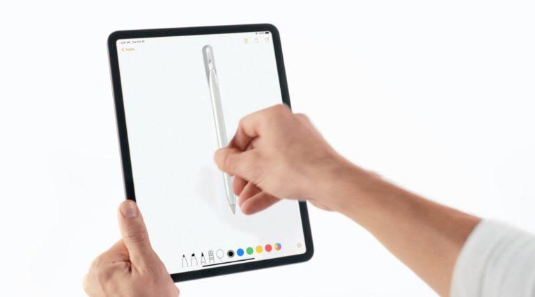tu nuevo iPad Pro está doblado
