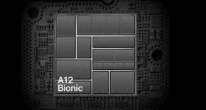 Chip A12 de Apple