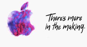 Apple Special Event Octubre 2018