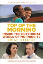 "Libro ""Top of the morning"" de Brian Stelter"