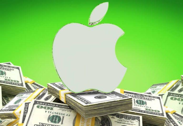 Apple podría alcanzar el trillón de dólares